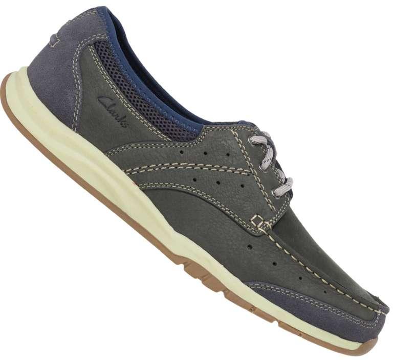 Clarks Ramada Derby English Herren Schuhe für 26,34€inkl. Versand (statt 46€)