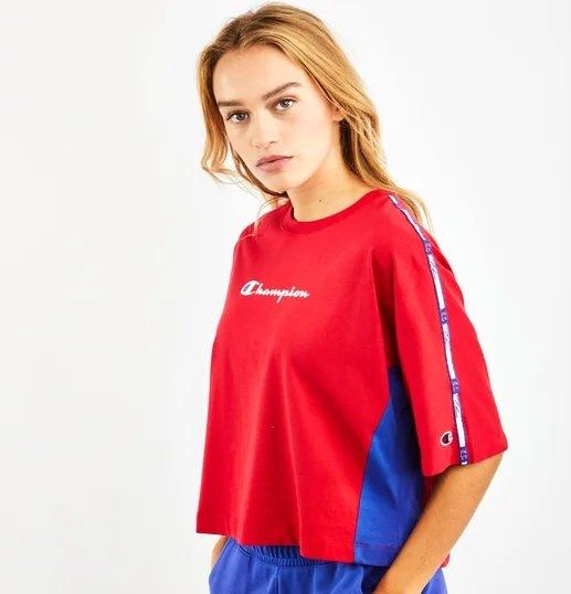 Champion Brand Manifesto T-Shirt (3 Varianten) für 26,99€ inkl. Versand (statt 33€)