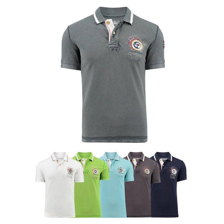 "Napapijri Herren Poloshirt ""Gandy New"" (versch. Farben) für je 69,90€"