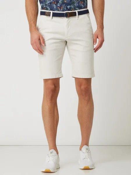 """S. Oliver Slim Fit Chino-Shorts """"Austin"""" mit Stretch-Anteil  für 22,49€ inkl. Versand (statt 34€)"""