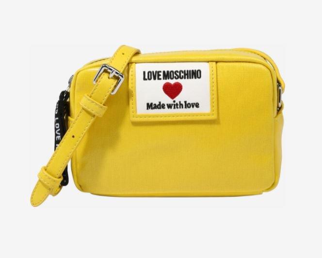 Love Moschino Tasche in Gelb für 57,50€ inkl. Versand (statt 125€)