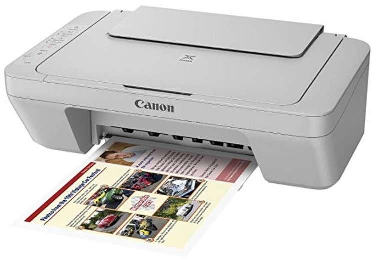 Canon Pixma MG3052 - Tintenstrahldrucker für 39,99€ inkl. Versand (statt 70€)