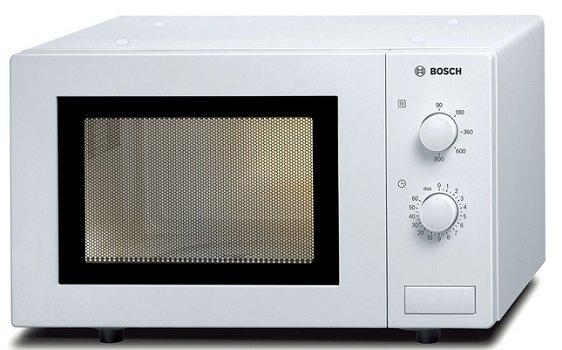 Wieder verfügbar: Bosch Serie 2 HMT72M420 Mikrowelle mit 5 Leistungsstufen für 38,97€ (Statt 76€)