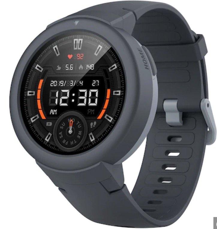 Huami AmazFit Verge Lite - GPS Smartwatch mit Herzfrequenzmessung für 63,64€ inkl. Versand