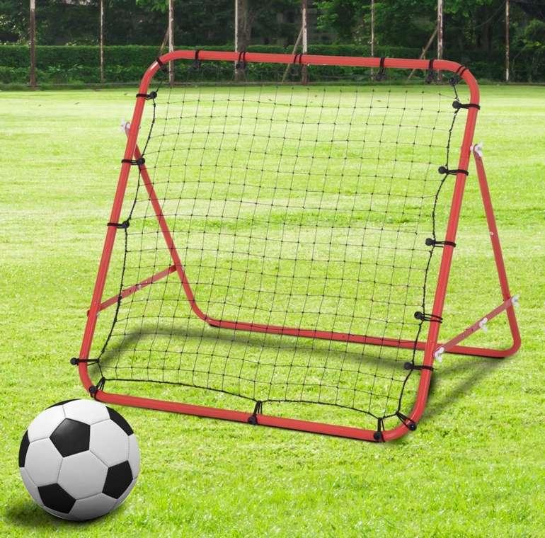 Homcom Fußball Rebounder mit verstellbaren Winkeln für 37,99€ inkl. Versand (statt 43€)