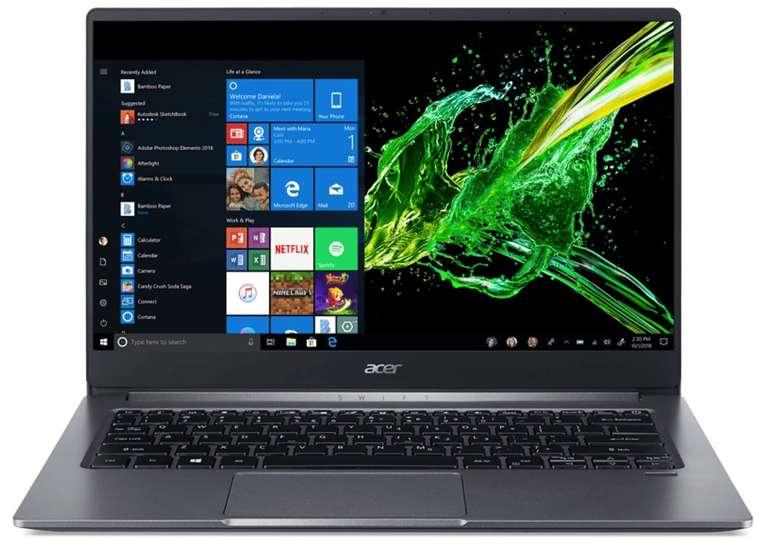 "Acer Swift 3 (SF314-57-53RE) - 14"" Notebook (i5, 8GB RAM, 1TB SSD) für 700,88€ (statt 779€)"