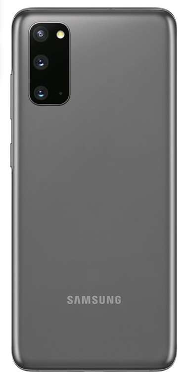Samsung Galaxy S20 mit 128 GB (28,27€) + Telekom green LTE 10GB und Telefonie-Flat für 29,99€ mtl.