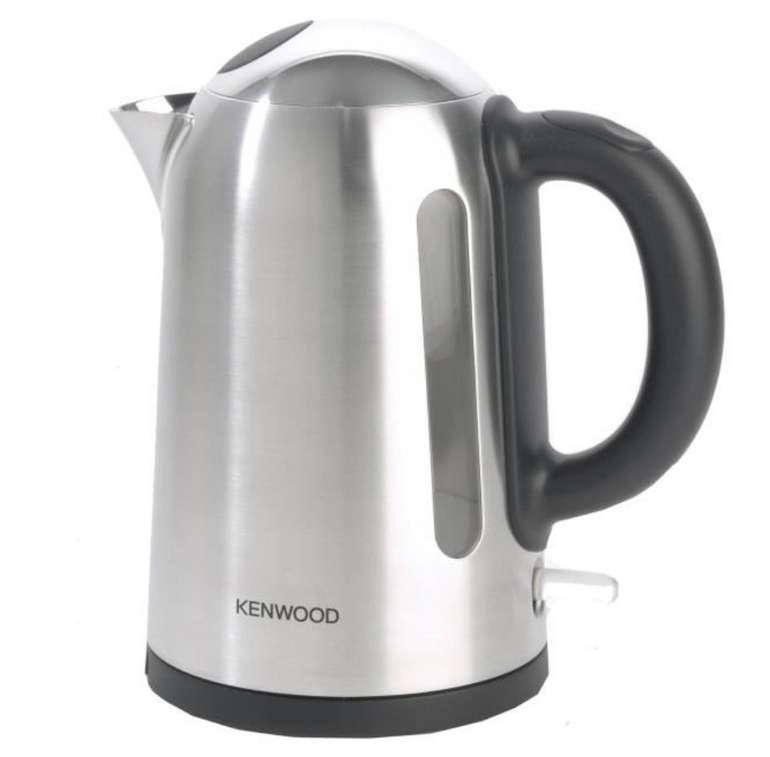 Kenwood SJM 110 - Wasserkocher mit abnehmbarem Netzfilter (1,7 Liter) für 34,06€ inkl. Versand (statt 51€)