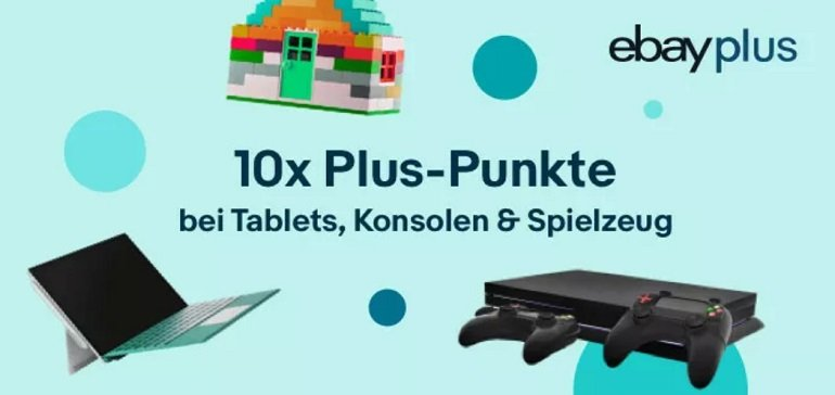 Ebay Plus 10-fach Punkte