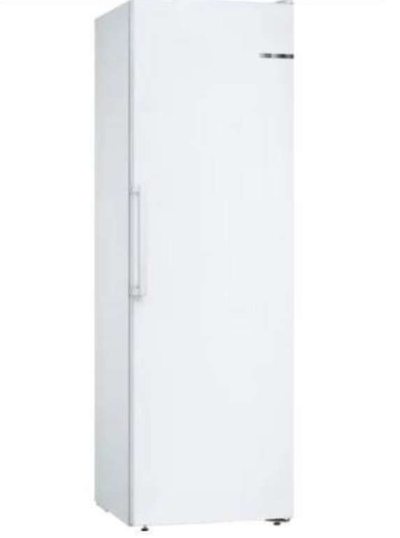 Bosch GSN36VWFP Serie 4 Gefrierschrank (EEK: F, 186 cm, 294 kWh/Jahr, 242 L, NoFrost, BigBox) für 505,04€