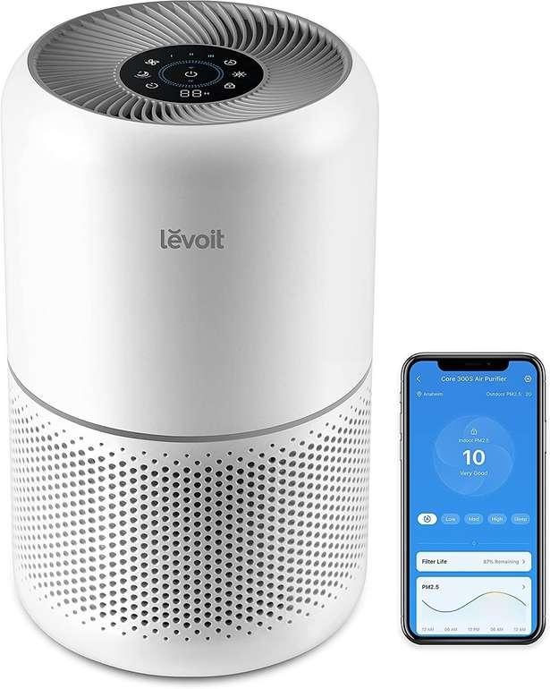 Levoit Luftreiniger mit App Steuerung (CADR 195m³/h) für 119,99€ inkl. Versand (statt 150€)