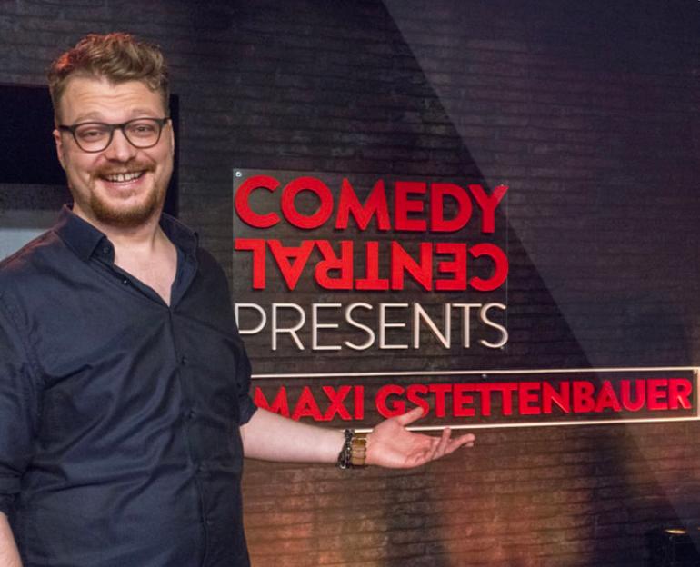 Kostenlose Tickets für Comedy Central mit Maxi Gstettenbauer in Köln