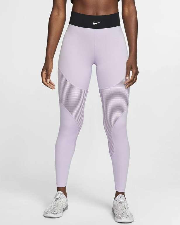 Nike Pro AeroAdapt Damen Tights in 2 Farben für je 34,78€ inkl. Versand (statt 55€) - Nike Membership!