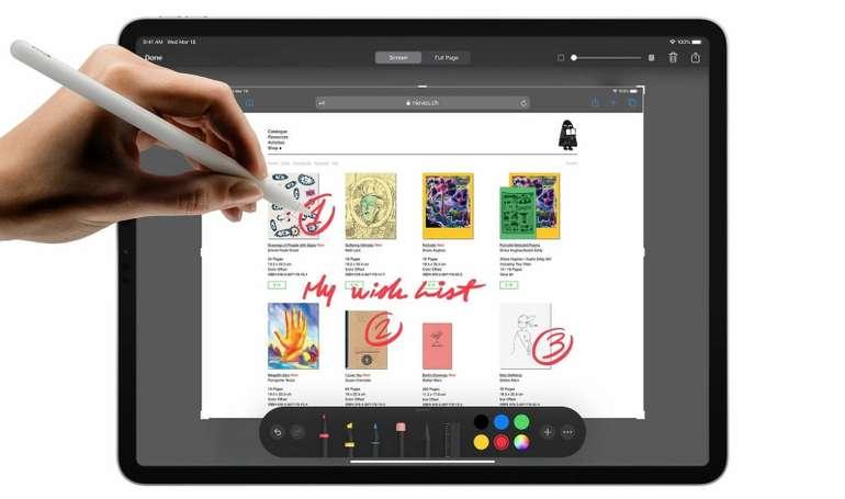 Apple iPad Pro 11 Zoll 2020