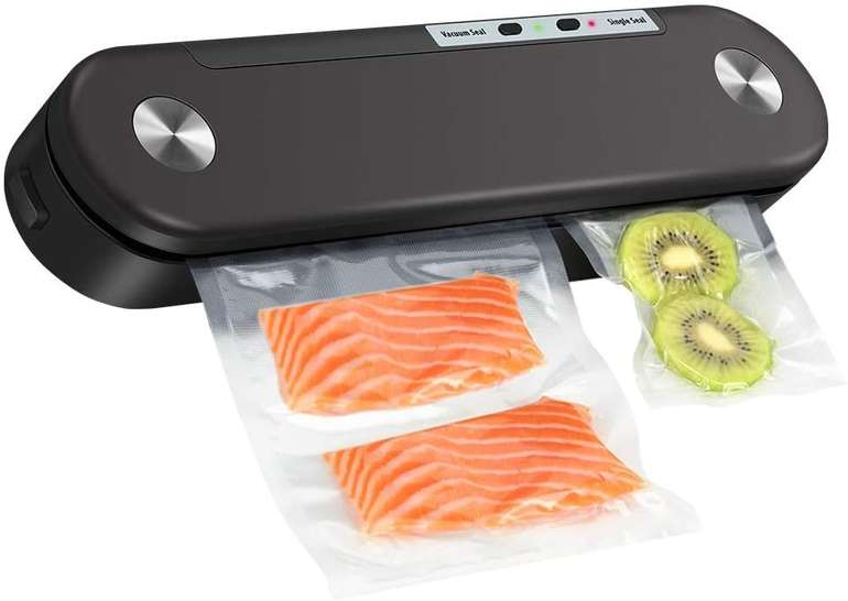 Ruboka Vakuumiergerät für Lebensmittel je 23,99€ inkl. Versand (statt 37€)