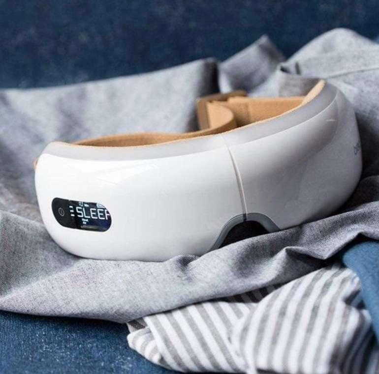 Breo iSee4 Augenmassagegerät mit Wärmekompression für 83€ inkl. Versand (statt 129€)
