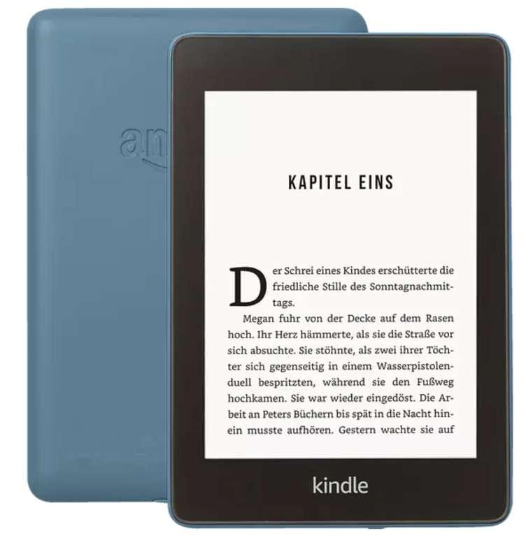 Kindle Paperwhite (2018) mit 8GB Speicher und WLAN für 69,99€ inkl. Versand (statt 103€)
