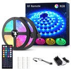 12m Novostella RGB LED Streifen (2 x 6 Meter) mit 44 Tasten RF Fernbedienung für 22,19€