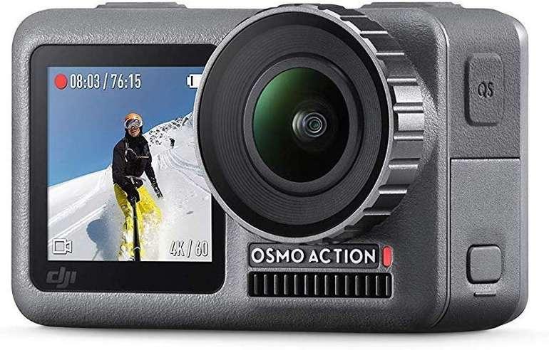 DJI Osmo Action-Kamera mit 4K HDR-Video für 250€ inkl. Versand (statt 278€)