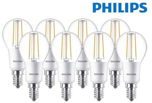 8x Philips dimmbare LED Classic für 13,90€ inkl. Versand (statt 25€)