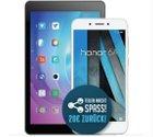Honor 6A Smartphone + MediaPad T2 10 Pro + 3GB Otelo Flat für 18,98€ mtl.