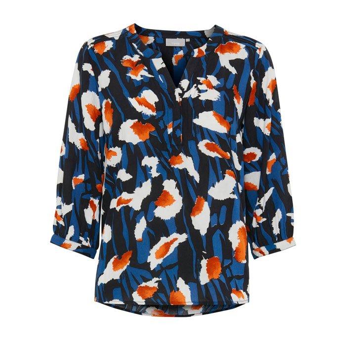 Damen fransa Hemdbluse 'Lambada' für 13,45€ inkl. Versand (statt 20€)