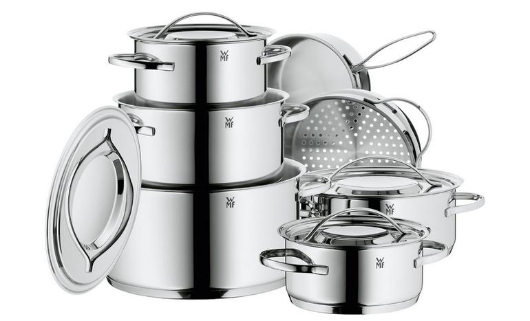 WMF Gala Plus Kochgeschirr Set 7-tlg. für 159,95€ inkl. Versand (Vergleich 230€)