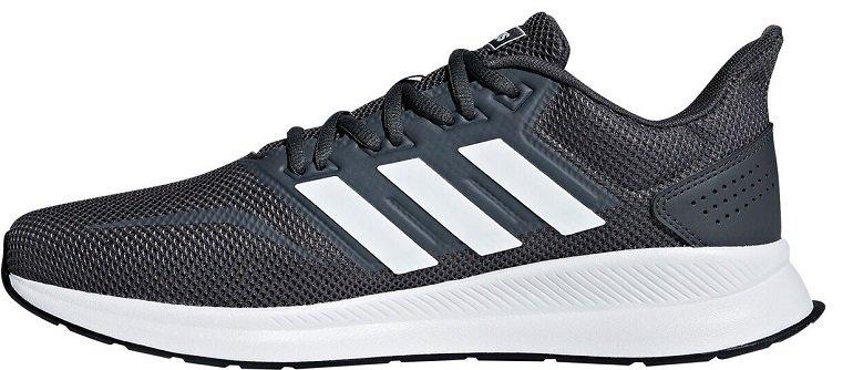 Adidas Runfalcon Herren Sneaker in Schwarzblau für 30,44€…