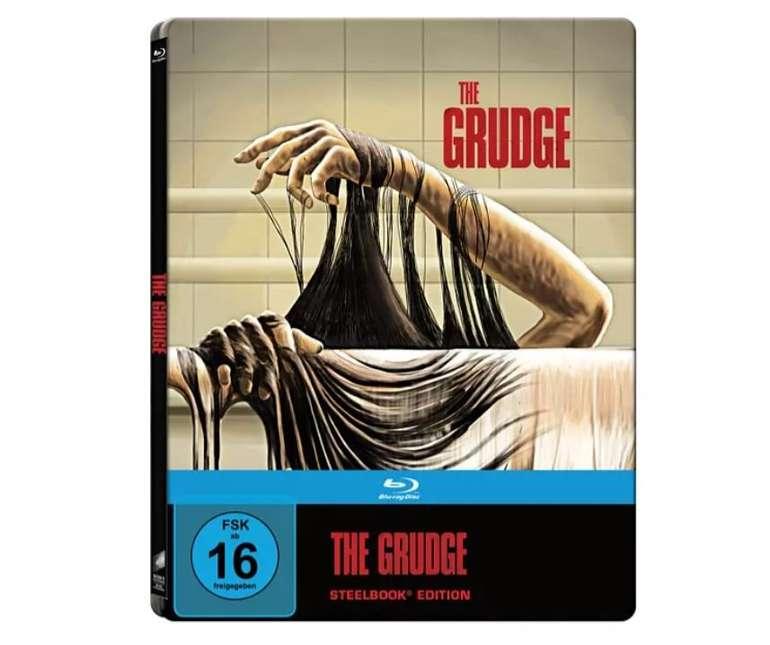 The Grudge Blu-ray (exklusives Steelbook) für 12,98€ inkl. Versand (statt 22€)