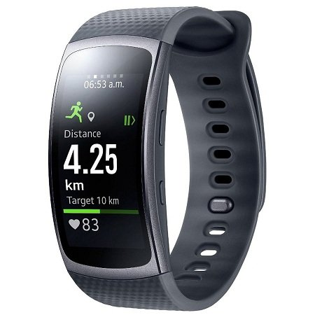 Samsung Gear Fit 2 Smartwatch für 88€ inkl. Versand (statt 210€)