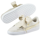 Puma Basket Heart Canvas Damen Sneaker für je 29€ inkl. Versand (statt 45€)
