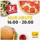 3€ Pizza.de Gutschein ab 8€ Mindestbestellwert (nur per App) - nur 1000x