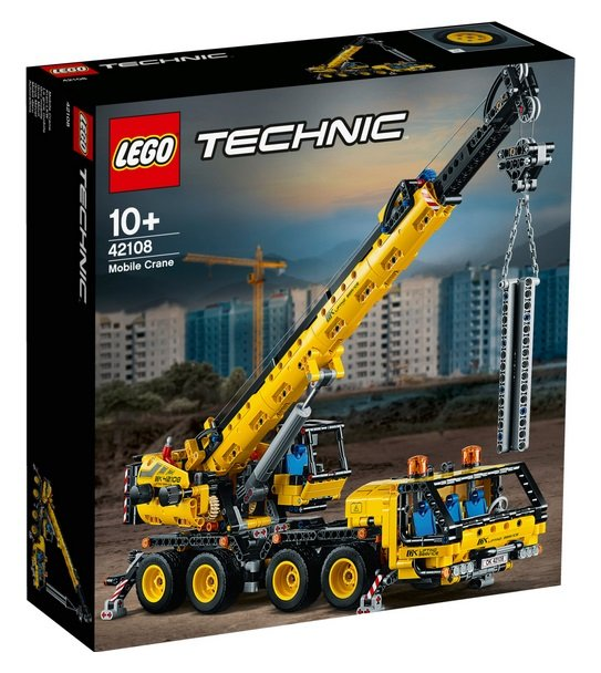 "Lego Technic ""42108"" Kran-LKW für 64,99€ inkl. Versand (statt 78€)"