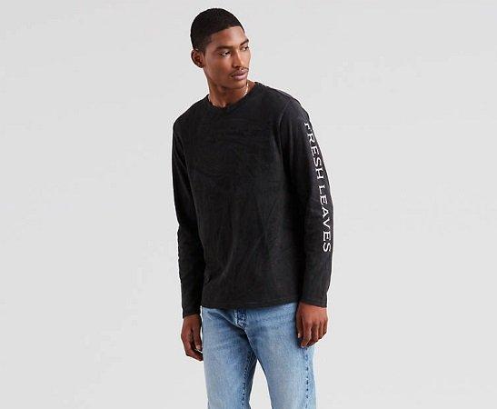 Levi's X Justin Timberlake Long Sleeved Pullover für 35€ inkl. VSK (statt 44€)
