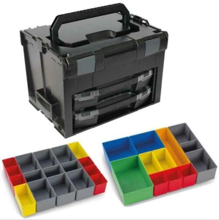 Sortimo Systemkoffer LS-Boxx 306 (2x i-Boxx 72, Insetboxenset I3 + H3) für 99,90€ inkl. Versand (statt 110€)