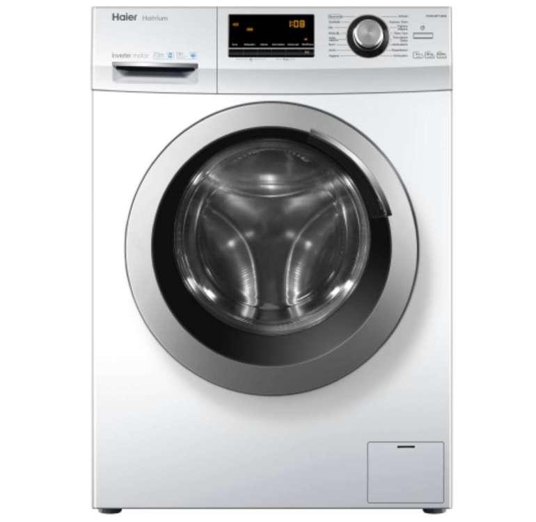Haier HW80-BP14636 Waschmaschine (8 kg, 1400 U/Min., A+++) für 289€ inkl. Prime Versand (statt 369€)