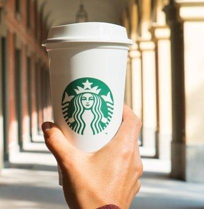10€ Starbucks e-gift Card für nur 5€ (Nur per E-Mail Einladung)