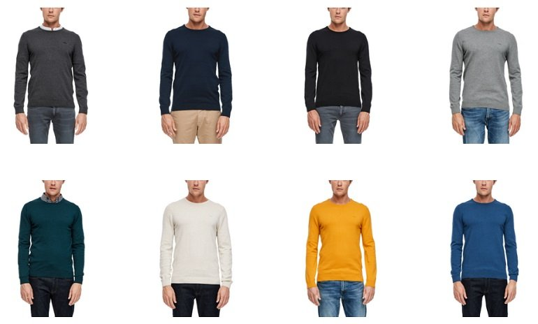 s.Oliver Casual Men noos Pullover
