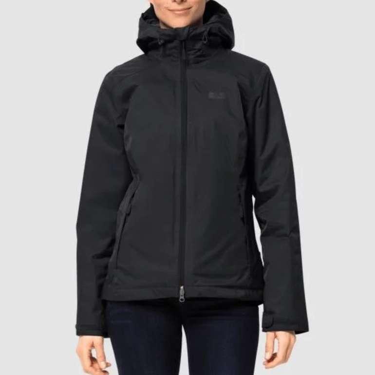 Jack Wolfskin Gotland 3in1 W Hardshell Frauen Jacke für 109,90€…