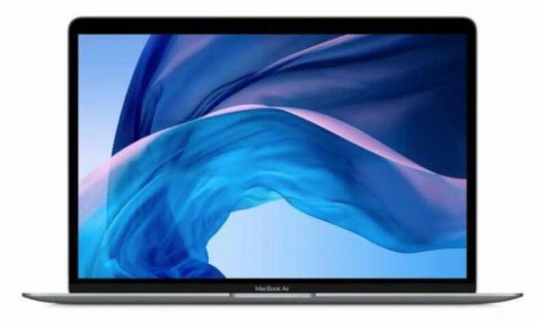 "Apple MacBook Air Retina 13"" (2020), i5 1,1 GHz, 8 GB RAM, 256 GB SSD in grau für 869,90€ (statt 1.025€)"