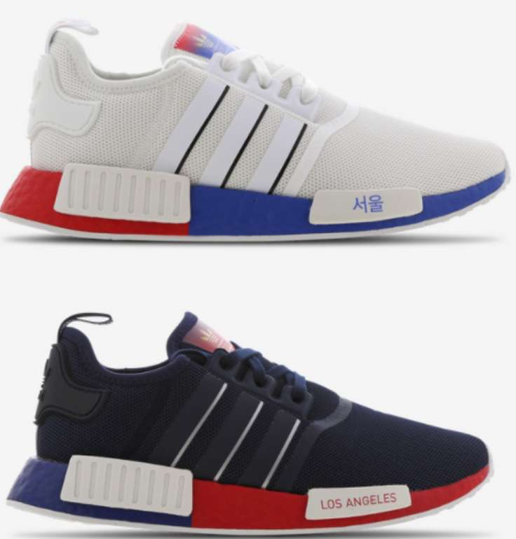 adidas NMD R1 Herren Schuhe in 2 Designs zu je 69,99€ inkl. Versand (statt 100€)