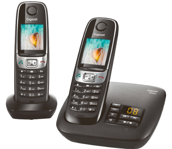 Gigaset C 620 A Duo Schnurloses Telefon für 69€ inkl. Versand (statt 95€)