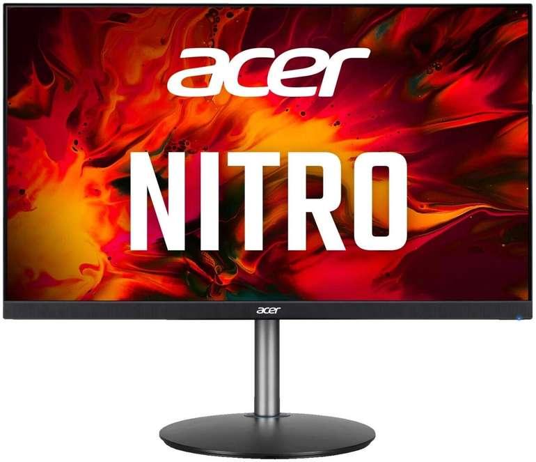"Acer XF243YP - 23.8"" Gaming-Monitor (FullHD, AMD Free-Sync) für 179€ inkl. Versand (statt 199€)"