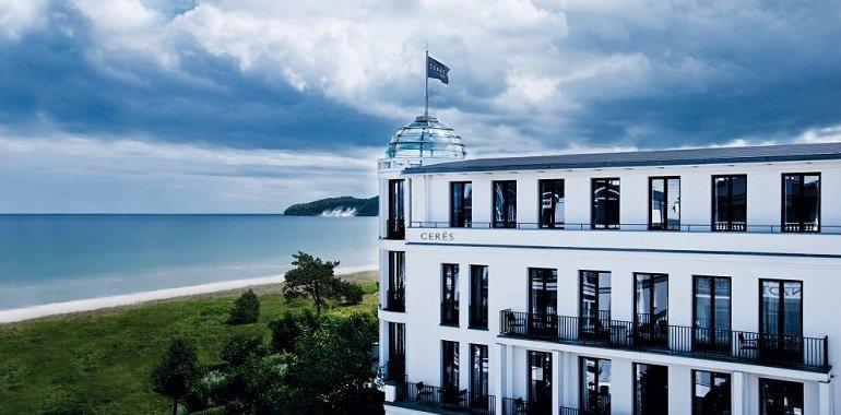 Hotel Cerês am Meer in Binz TravelCircus