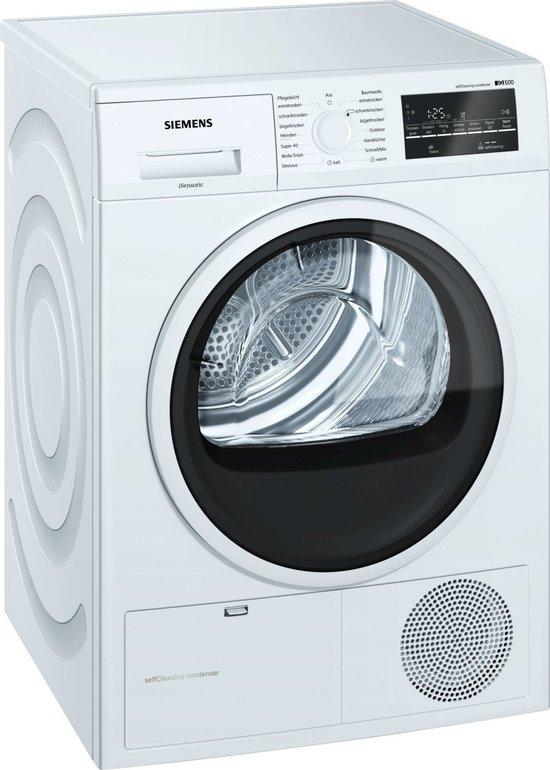 Siemens WT45W4A2 8 kg Wärmepumpentrockner (A++) für 567€ + 70€ Gutschein!