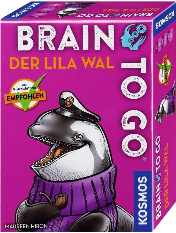"""Kosmos Gedächtnisspiel """"Brain to go - Der lila Wal"""" für 7,25€ inkl. Versand (statt 9€)"""