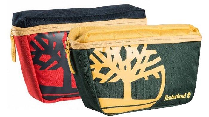 Timberland A1ITA Logo Print Body Bag Umhängetaschen für 9,50€ (statt 16,99€)
