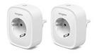 2er Pack Koogeek Smart Plug WiFi Steckdosen (Alexa & Google komp.) ab 16,50€