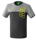 Erima Sale für die ganze Familie - z.B. T-Shirt Graffic 5-C - grau für 9,99€