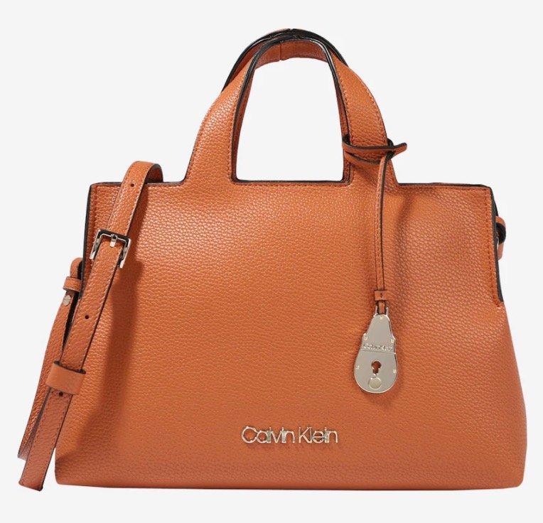 """Calvin Klein Handtasche """"Neat Tote Cuoio"""" für 59,60€ inkl. Versand (statt 101€)"""